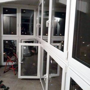 ремонт алюминиевых окон в минске