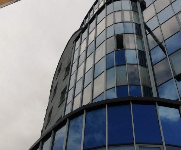 Замена стеклопакета в Минске в окне,двери,витраже,витрине 4