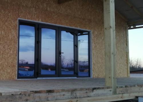установка окон и дверей из пвх